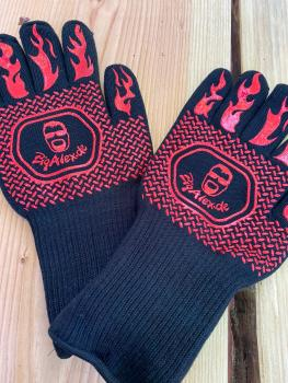 BBQ Handschuhe- Thermoressistent